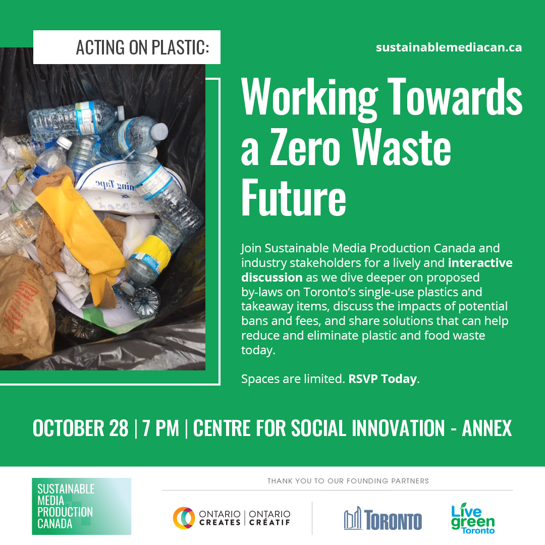 "Thank You To Everyone Who Participated In The ""Acting On Plastic"" Industry Consultation"